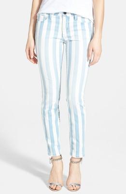 joes striped jeans