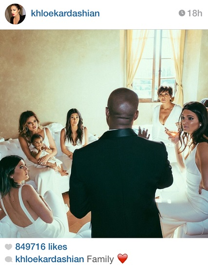 north west kim kardashian wedding
