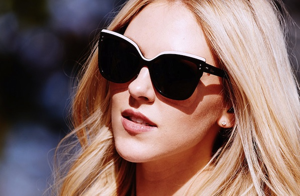 Westward Leaning Sunglasses Olivia  sunglasses