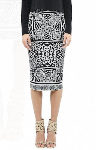 ARTELIER Pilar Mazon Skirt