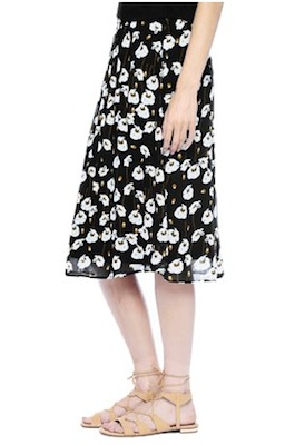 Ella Moss Poppy Fields Skirt