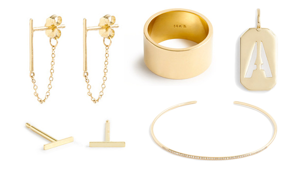 Last Week We Saw J Crew Jewelry Collabs From Maya Brenner Jennifer Fisher And Catbird It S Pretty Rare For A Retailer To Launch More Than One Designer