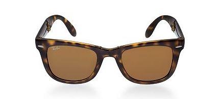 Ray Ban Folding Wayfarer Sunglasses