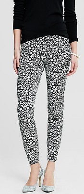 sloan leopard print pants