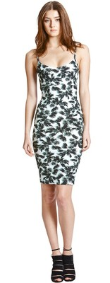 torn by ronny kobo hen dress