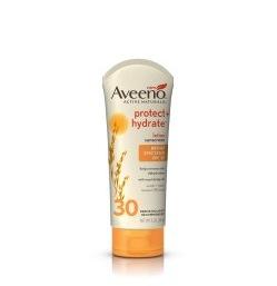 Aveeno Sunscreen