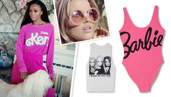 Barbie Adult Clothing 114