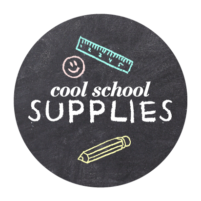 CoolSchoolSupplies