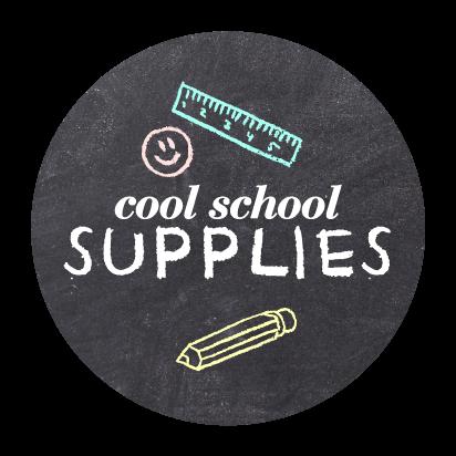 CoolSchoolSupplies