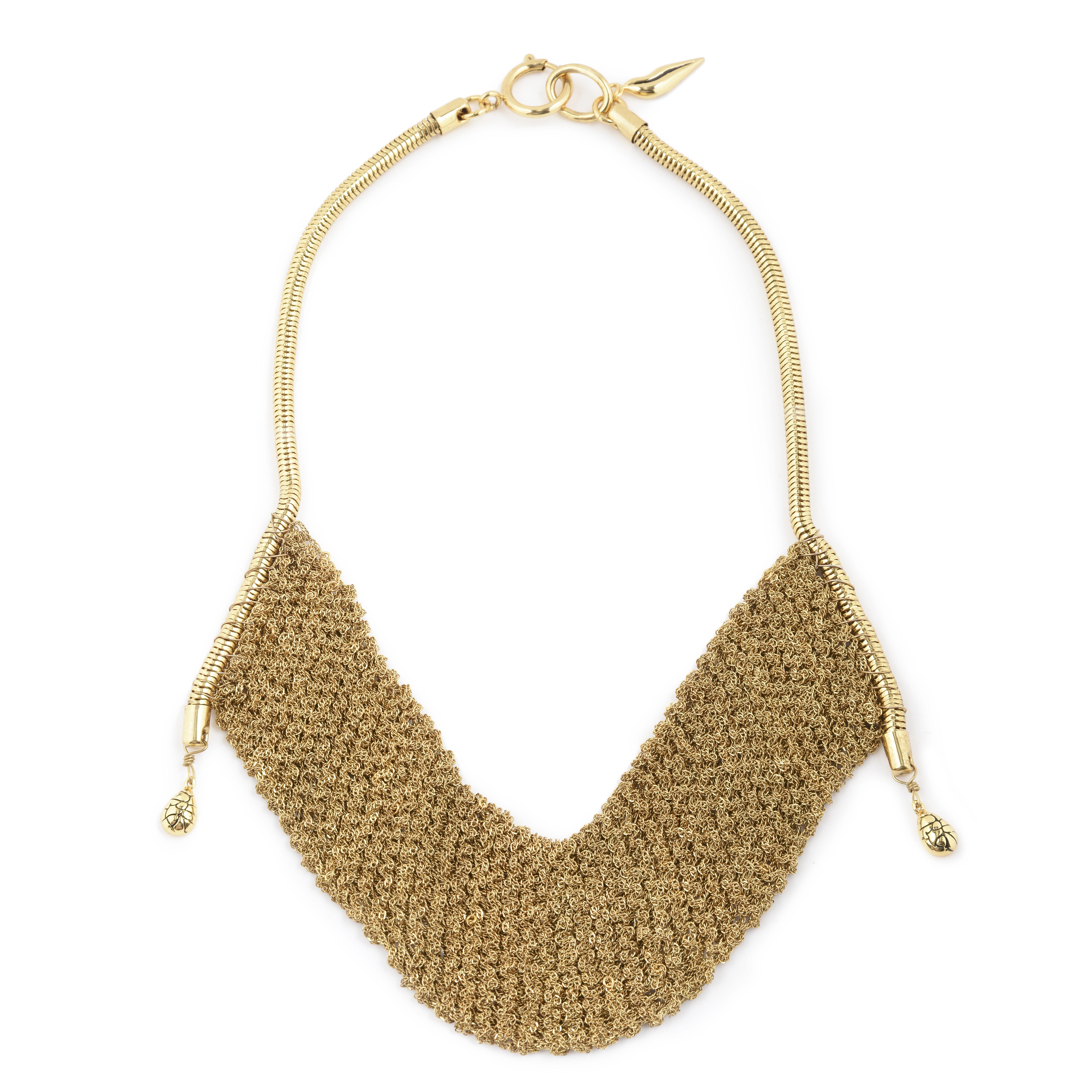 DVF- Premiere Chainette Necklace