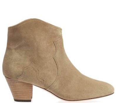Dicker Suede Boots