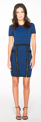 Marchesa Voyage For ShopStyle Knit Dress