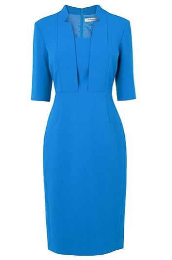 LK Bennett Detriot Fitted Dress