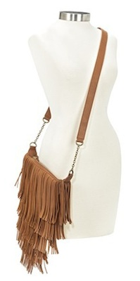 Mossimo Supply Co Fringe Crossbody Handbag