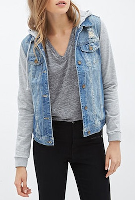 Off Duty Denim Jacket
