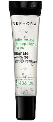 Sephora Collection Ultimate oil in gel lipstick remover