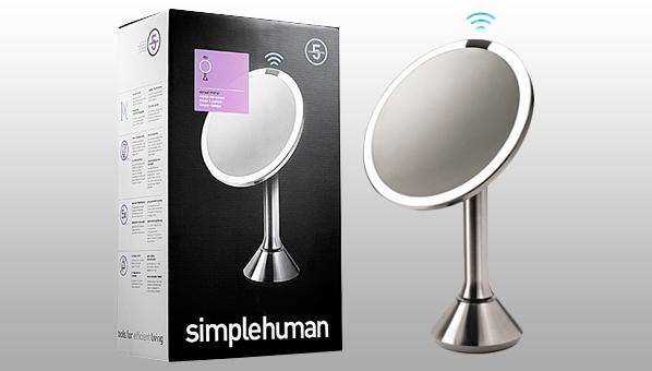 Simplehuman Sensor Mirror Sephora Makeup Mirror