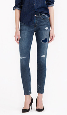 2c925e573be Toothpick jean in destructed miller wash ($188.712)