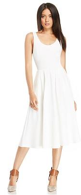dailylook white dress