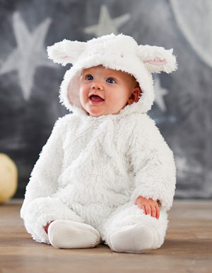 Baby Lamb Costume  sc 1 st  SHEfinds & Pottery Barn Kids Halloween Costumes 2014 | Pottery Barn Kids ...