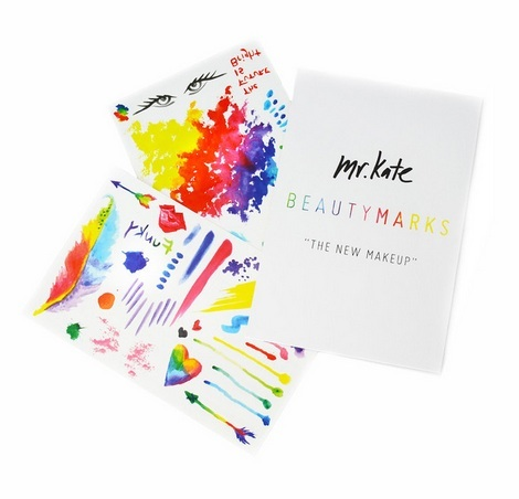 BeautyMarks The New Makeup Watercolor