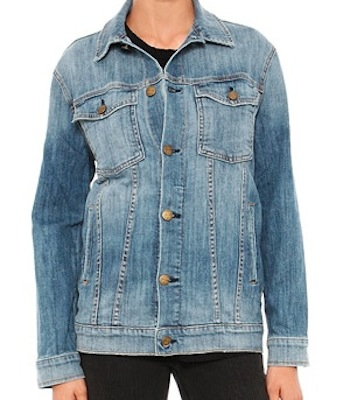 Current Elliott Oversized Trucker Jacket