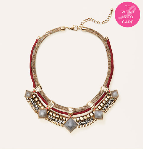 Holst + Lee For Loft Necklace