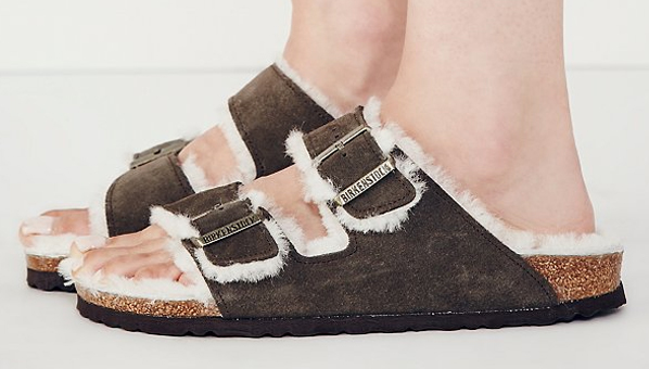 7f092b1c452 Are These Shearling-Lined Birkenstocks The New Ugg