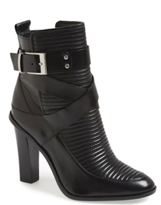 Rachel Zoe Leather Bootie
