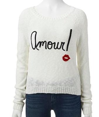 SO Crop Sweater