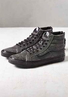 25bf94665b6e Vans Crackle Suede Sk8-Hi Women s High-Top Sneaker ( 85)