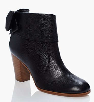 kate spade bow boots