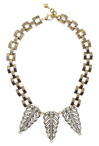 lulu frost x the outnet necklace