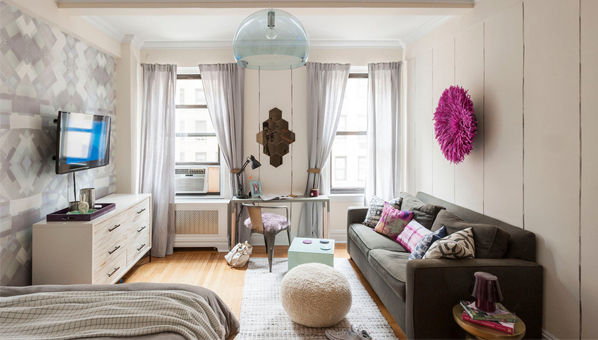 9 Things Every Studio Apartment Needs Accoring To Joss Main S Style Director