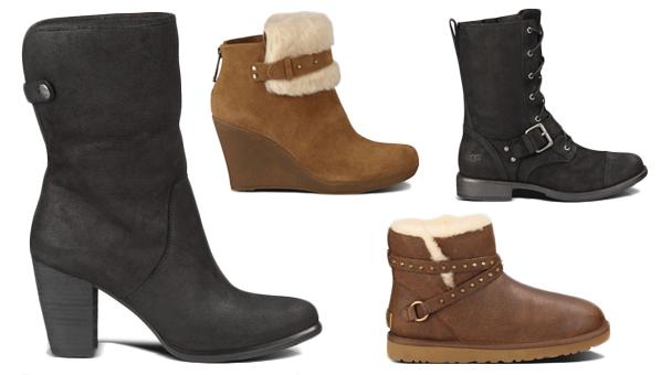 40e4356dbaa UGG Boots Fall 2014 | Best UGG Boots | Shearling Boots - SHEfinds