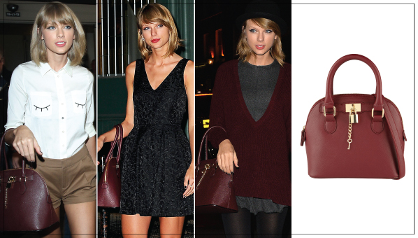 You Will Never Guess How Much Taylor Swift S Favorite Handbag Costs