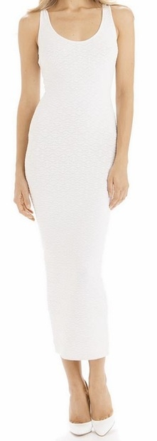 Torn By Ronny Kobo Maggie Lasso Diamonds Dress