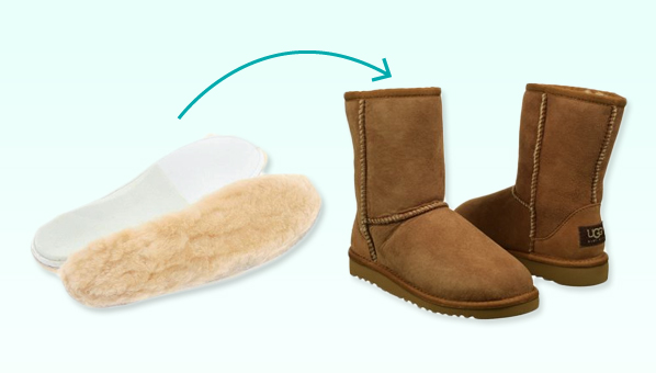 UGG Replacement Insoles | How To Fix UGG Soles