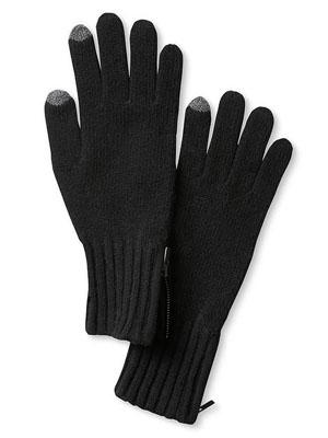 Zip-Cuff Texting Glove