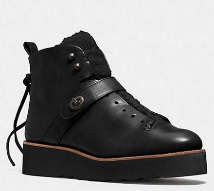 coach urban hiker boot