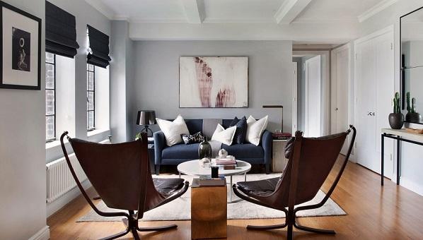Decor aid interior design photos shefinds for Modern day home decor