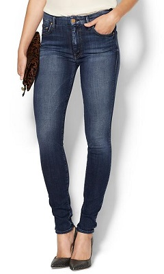 mother high waist jeans