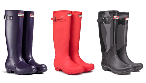6e3bfe8846d Hunter Boots Sale | Hunter Boots Discount - SHEfinds
