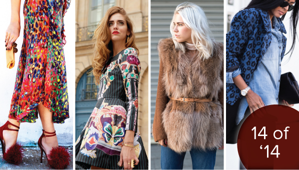 The Top 14 Personal Style Blogs Of 2014