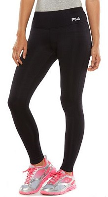 b54a17281b8fd FILA SPORT® Fleece-Lined Active Leggings ($30.99, down from $45)