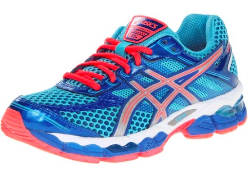 asics womens running shoes 2015