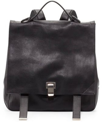 PS Large Leather Backpack