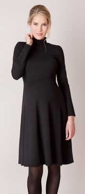 seraphine turtleneck dress