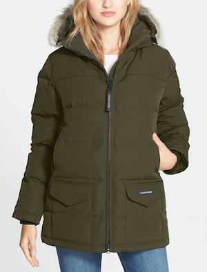 canada goose coats real fur