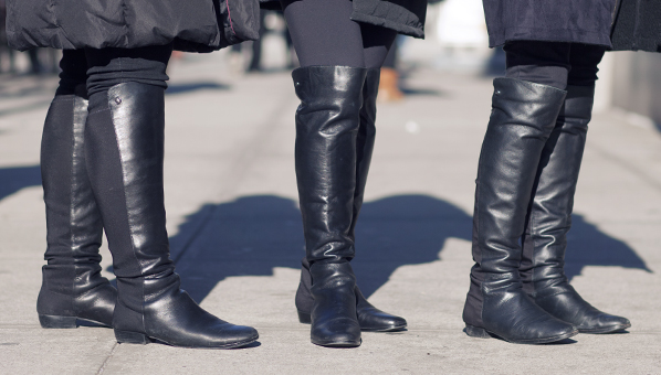 7db2b7f63c6 Over-the-knee boots have been around forever